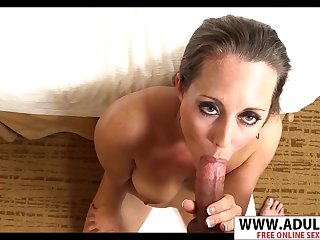 Plotting Milf Amy POV Sex