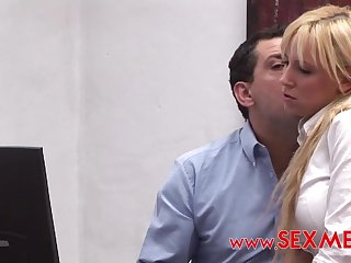 Perverted Instructor fucks student www.SEXMEX.xxx