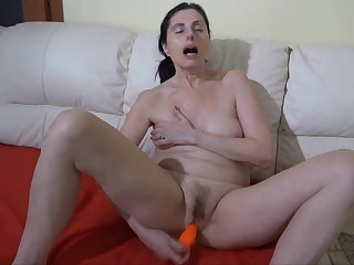OLDNANNY: BBW granny loves anal Elderly granny fucked by her you