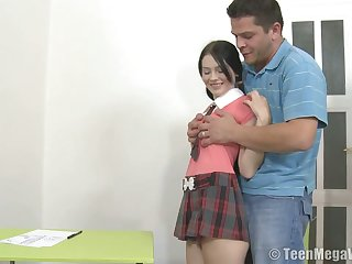 Ardent and voracious black acid-head Timea Bella gives stud a good ride for orgasm