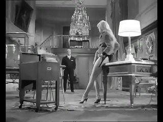 Brigitte Bardot Censored Strengthen from 1958 French Parka