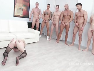 7on1 Gangbang With Sara Bell Dap Double Explanations Love - SHAG MOVIE