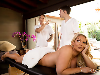 Anal, Ass, Big ass, Big cock, Big pussy, Big tits, Blonde, Blowjob, Doggystyle, Fucking, Hardcore, Massage, Missionary, Pornstar, Pussy, Riding, Shave, Shaved pussy, Tits