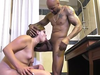 tight receiver painfully ass With cumshot