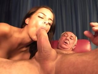 Hot youthful Hussy inhales A Monstrous but Be required of senior parent freeporn