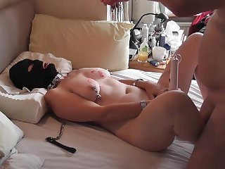 Sexslavewife waxed for all
