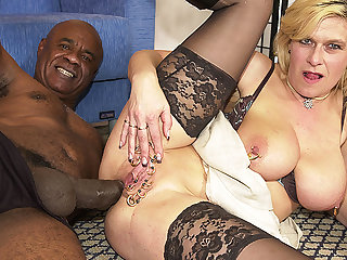 stepmom ass destroyed at the end of one's tether a monster cock