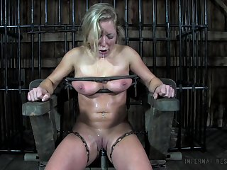 Dia Zerva gets used and punished by her dextrous and that pro is as a result sexy