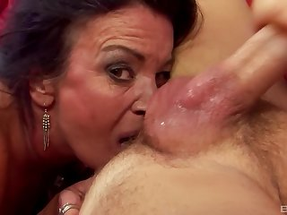 Dirty homemade closeup movie with slutty Javorszky Aguts riding