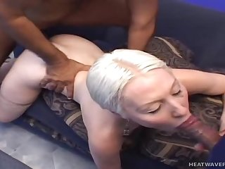 Lovely mature lady Dalny Marga giving very hot blowjob