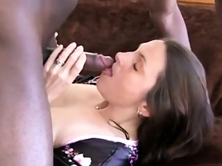 Big black cock, Big cock, Black, Blowjob, Brunette, Doggystyle, Interracial, Wife
