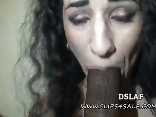 French Superhead Arabelle Raphael Multiracial Filthy Head With Facial Cumshot- DSLAF
