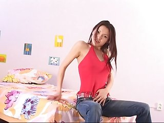 Chinese teenage all round a electro-hitachi ass fucking, dele b extract and Ape PENETRATION pic